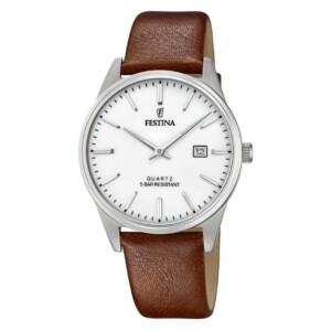 Festina Classic F20512-2 - zegarek męski