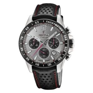 Festina Titanium Sport Chrono Sapphire F20521-3 - zegarek męski