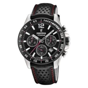 Festina Titanium Sport Chrono Sapphire F20521-4 - zegarek męski