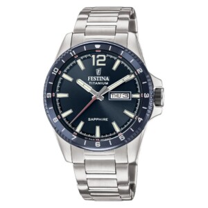 Festina Titanium Sport Sapphire F20529-2 - zegarek męski