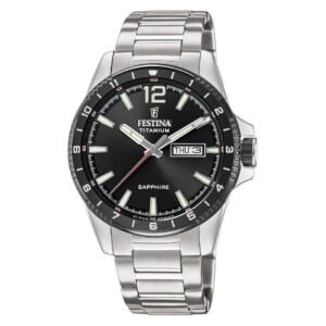 Festina Titanium Sport Sapphire F20529-4 - zegarek męski