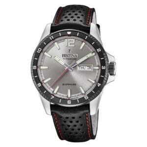 Festina Titanium Sport Sapphire F20530-3 - zegarek męski
