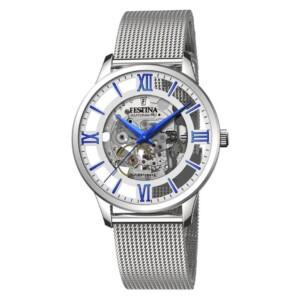 Festina Classic Automatic Skeleton F20534-1 - zegarek męski
