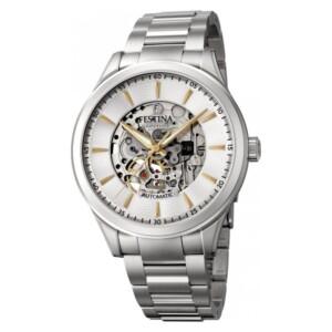 Festina Automatic Skeleton SET F20536-2 - zegarek męski