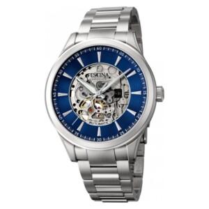 Festina Automatic Skeleton SET F20536-3 - zegarek męski