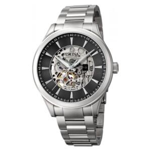 Festina Automatic Skeleton SET F20536-4 - zegarek męski