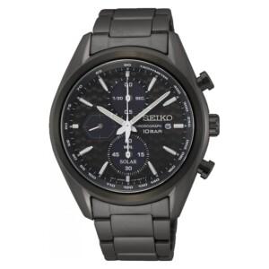 Seiko Chronograph Solar SSC773P1 - zegarek męski