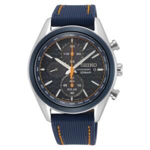 Seiko Chronograph Solar SSC775P1 - zegarek męski