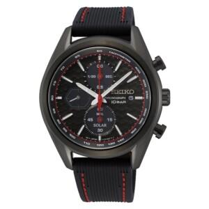 Seiko Chronograph Solar SSC777P1 - zegarek męski