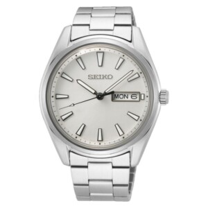 Seiko Classic Quartz SUR339P1 - zegarek męski