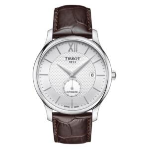 Tissot TRADITION AUTOMATIC SMALL SECOND T063.428.16.038.00- - zegarek męski