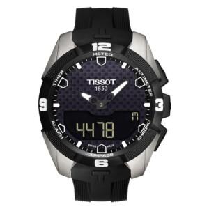 Tissot T-TOUCH EXPERT SOLAR T091.420.47.051.00 - zegarek męski