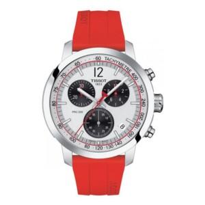 Tissot PRC200 Chronograph IIHF 2020 EDITION T114.417.17.037.01 - zegarek męski