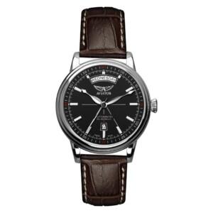 Aviator Douglas Automatic Day Date V.3.20.0.142.4 - zegarek męski