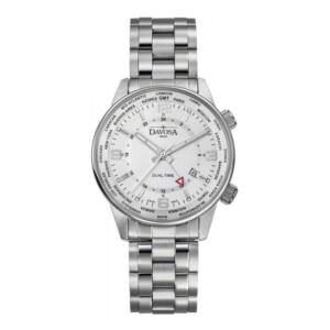 Davosa VIREO DUAL TIME 163.480.15 - zegarek męski