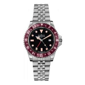 Davosa VINTAGE DIVER QUARTZ 163.500.60 - zegarek męski