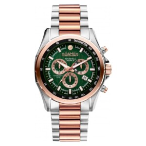 Roamer Rockshell Mark III Chrono 220837 49 75 20 - zegarek męski