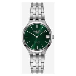 Roamer Slim-Line Classic 512857 41 75 20 - zegarek damski
