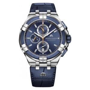 Maurice Lacroix AIKON GENT CHRONOGRAPH AI1018_SS001_432_4 - zegarek męski