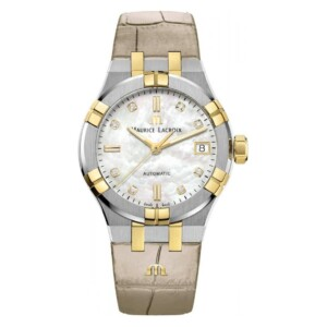 Maurice Lacroix AIKON LADY AUTOMATIC AI6006-PVY11-170-1 - zegarek damski