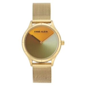 Anne Klein Dress AK3776MTGB - zegarek damski
