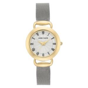 Anne Klein Gold AK3807SVTT - zegarek damski