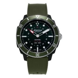 Alpina Seastrong HSW Hybrid Smartwatch AL-282LBGR4V6 - zegarek męski