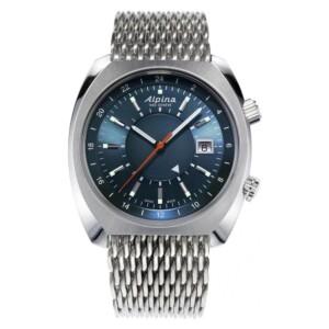 Alpina Startimer Pilot Automatic AL-555N4H6B - zegarek męski