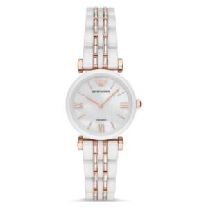 Emporio Armani GIANNI T-BAR AR70004 - zegarek damski