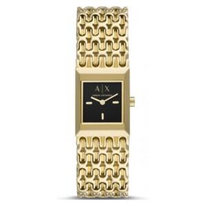 Armani Exchange LOLA SQUARE AX5909 - zegarek damski