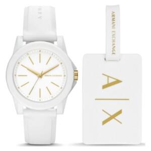 Armani Exchange LADY BANKS AX7126 - zegarek damski