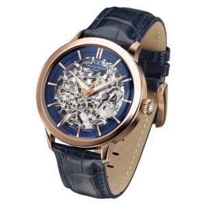 Carl Von Zeyten Triberg Skeleton Automatic CVZ0013RBL - zegarek męski