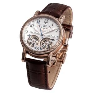 Carl Von Zeyten Bernau Twin Balance Automatic CVZ0033RWH - zegarek męski