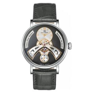Carl Von Zeyten Baden-Baden Automatic CVZ0042GY - zegarek męski