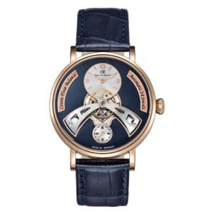 Carl Von Zeyten Black Forest Edition CVZ0042RBL - zegarek męski