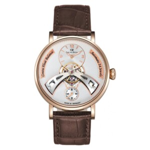 Carl Von Zeyten Black Forest Edition CVZ0042RWH - zegarek męski