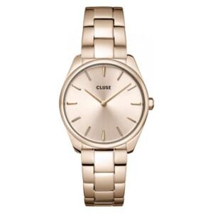 Cluse Feroce Petite Steel Pink Gold Color CW11201 - zegarek damski