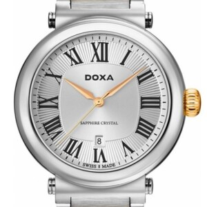 Doxa Calex Gent D185TSV - zegarek męski