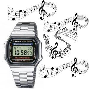 Zegarek z melodyjkami - Montana