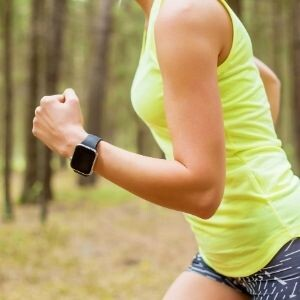 Zegarek liczący kalorie