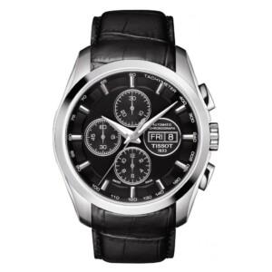 Tissot COUTURIER AUTOMATIC CHRONO A05 T035.614.16.051.02 - zegarek męski