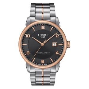 Tissot LUXURY POWERMATIC 80 T086.407.22.051.00 - zegarek męski