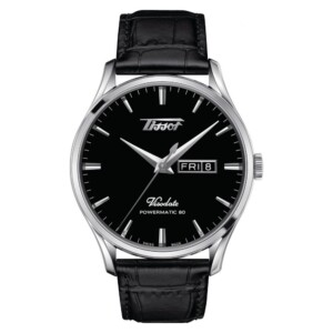Tissot HERITAGE VISODATE POWERMATIC 80 T118.430.16.051.00 - zegarek męski