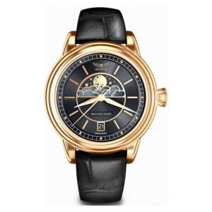 Aviator Douglas Moonflight V.1.33.2.253.4 - zegarek damski