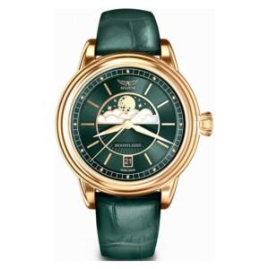 Aviator Douglas Moonflight V.1.33.2.263.4 - zegarek damski