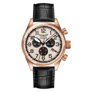 Aviator Airacobra Chronograph V.2.25.2.173.4 - zegarek męski