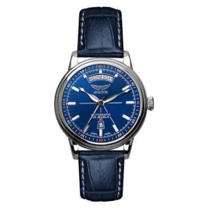Aviator Douglas Day Date V.3.20.0.145.4 - zegarek męski