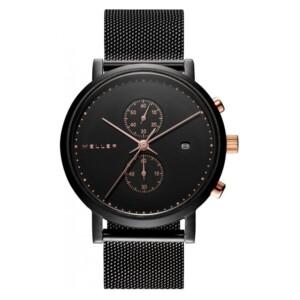 Meller Makonnen Baki Black Chronograph 4NR-2BLACK - zegarek męski