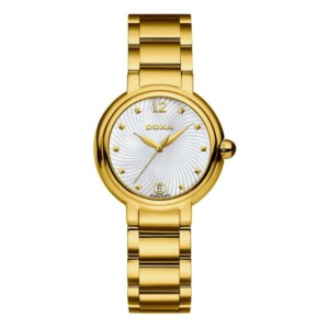 Doxa Blue Stone 510.35.056.30 - zegarek damski