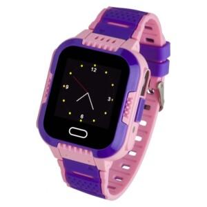Garett SMARTWATCH GARETT KIDS FLY RT RÓŻOWY 5903246287400 - smartwatch dla dziewczynki